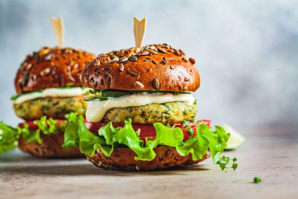 Veggie-Burger Streit um den Namen
