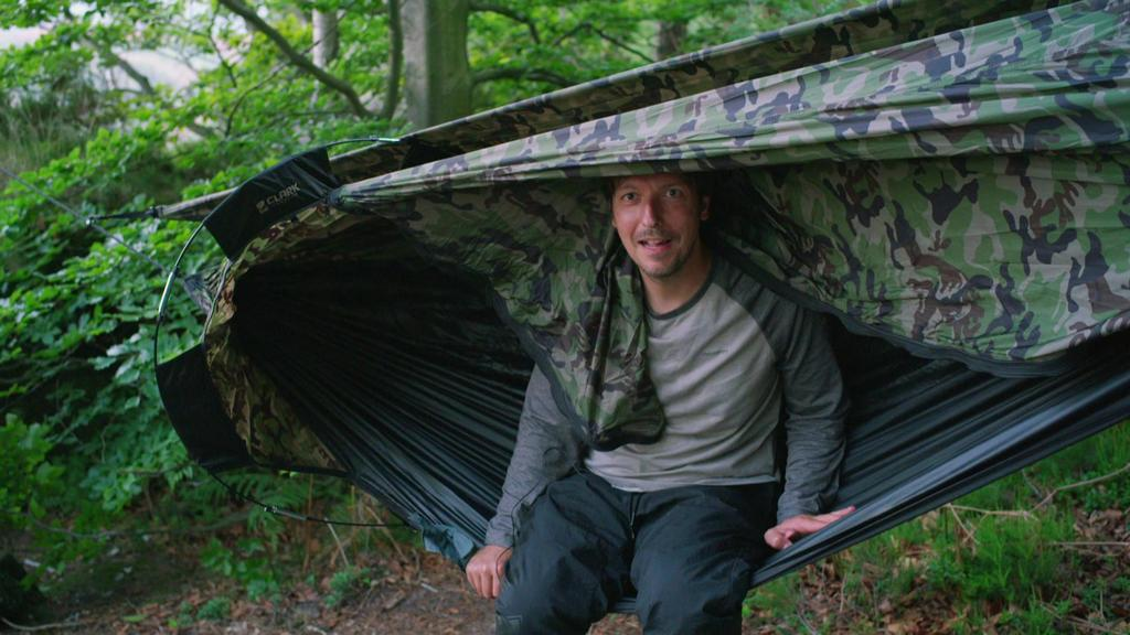 Statt Wildcamping einfach boofen: Das steckt hinter dem Camping-Trend