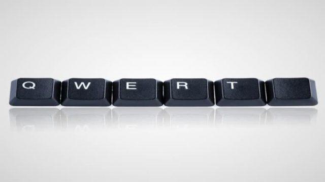 Aimans Antwort: Warum sind Tastaturen nicht alphabetisch? - 10s