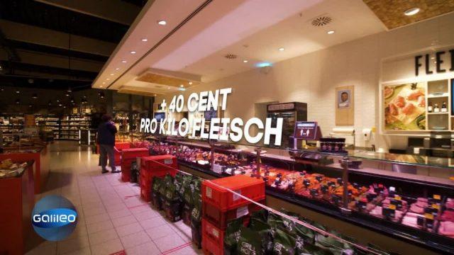 Fleisch mit Steuer - wird das teuer?