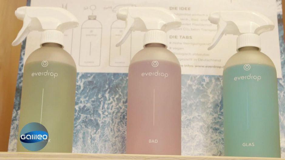 G-checked: Everdrop - die umweltfreundliche Lösung zu herkömmlichen Reinigungsmitteln?