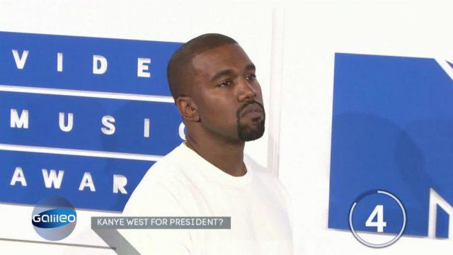 Kanye West will US-Präsident werden - geht das überhaupt?