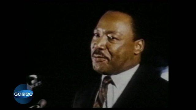 Malcom X, Martin Luther King Jr. und Rosa Parks - die Pioniere gegen Rassismus