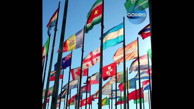 Mehr als ein Stück Stoff: Flaggen