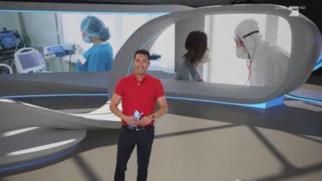 Mittwoch: Vorbild deutsches Gesundheitssystem