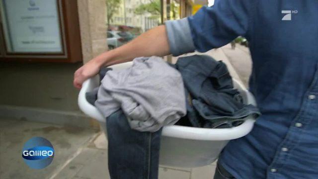 Muss ich das schon waschen?