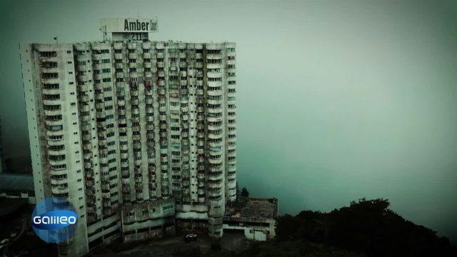 Ruine oder Herberge? Übernachten im Geister-Hotel in Malaysia