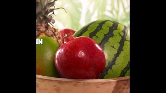 Teste dein Obst-Wissen!