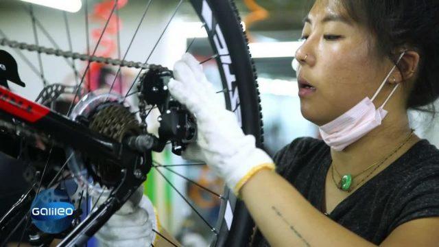 Woher kommen unsere Fahrräder? Zu Besuch bei einer Bike-Fabrik in China