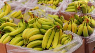 Bananen-Kisten
