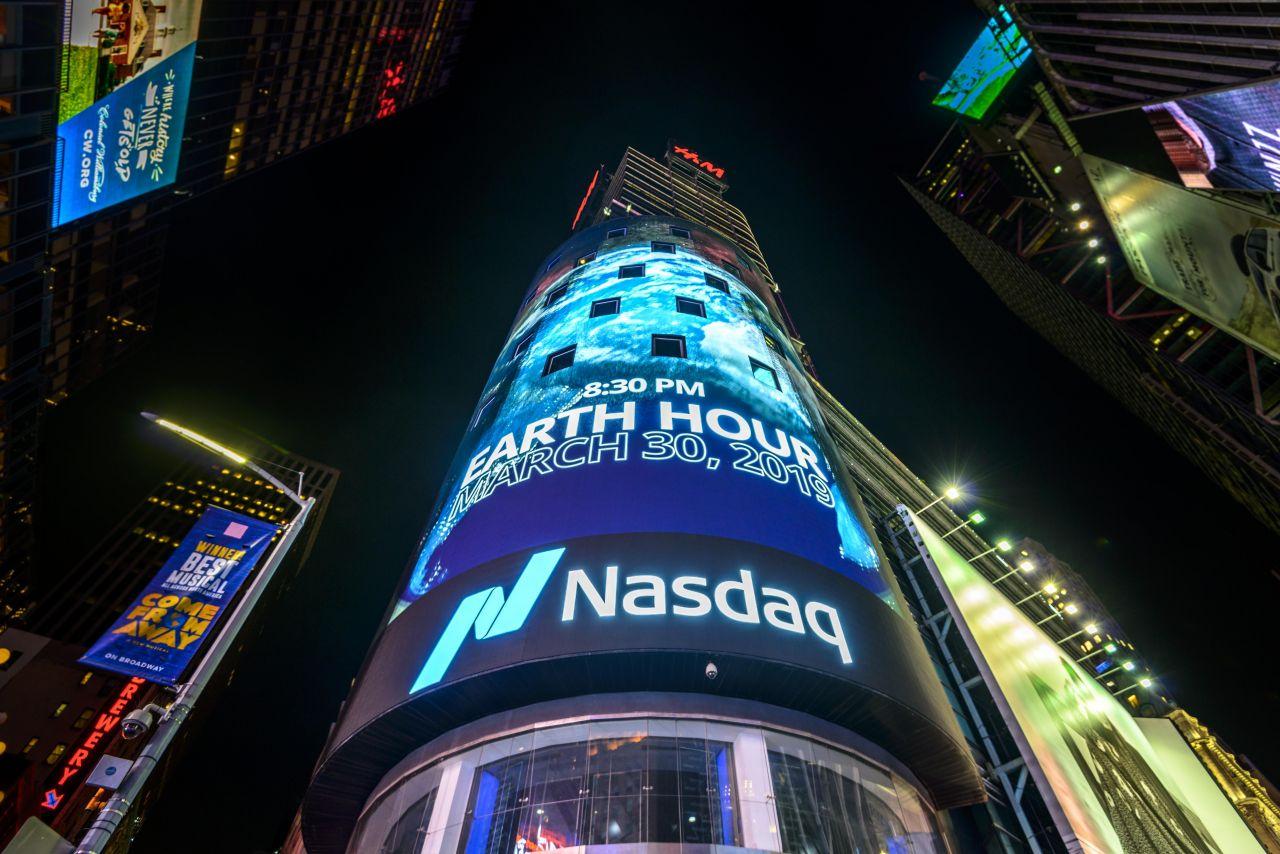 Die Nasdaq ist die zweitgrößte Börse der Welt.