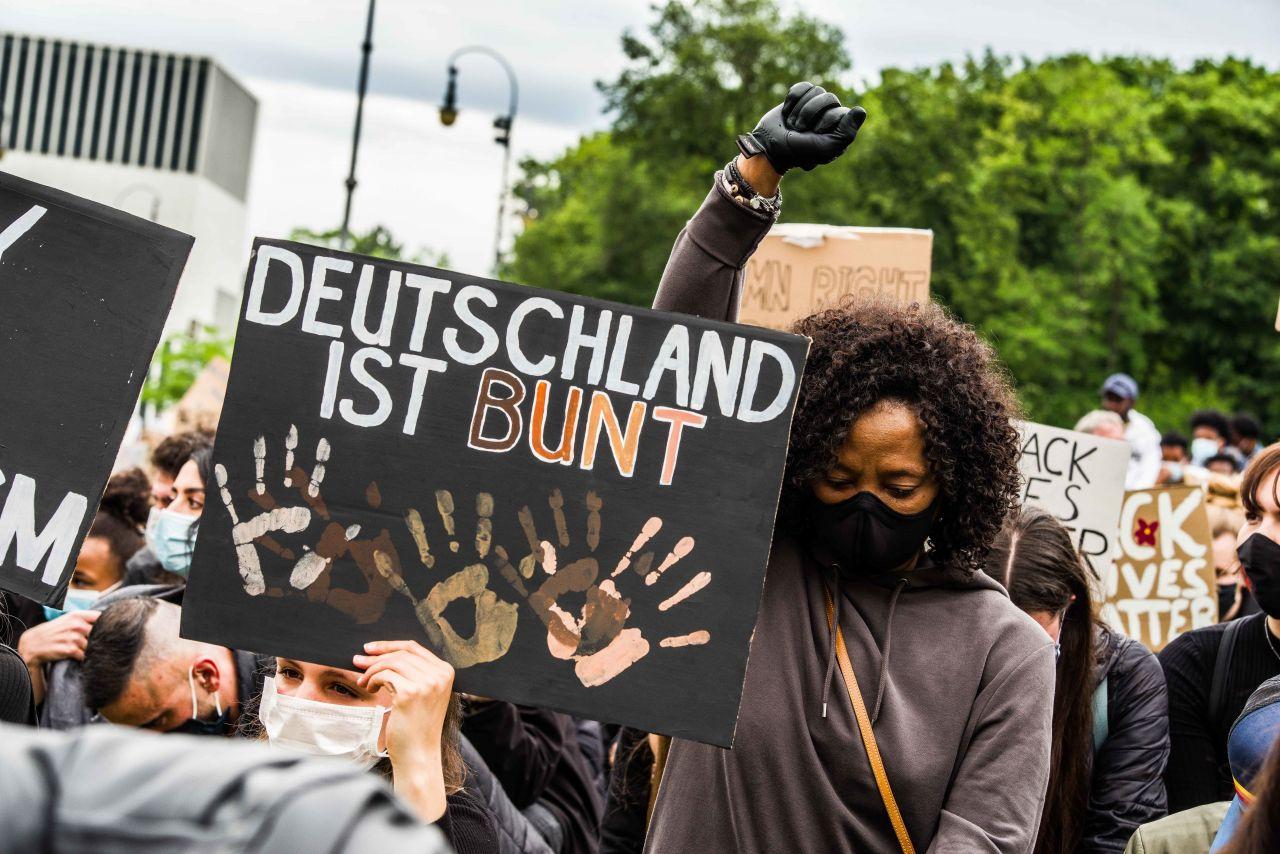 Demonstration München