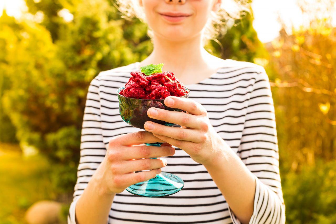 Eis ohne Zucker: So machst du es ganz easy selbst