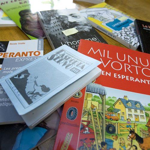 Esperanto-Bücher