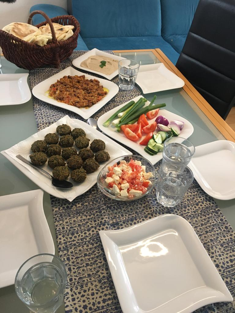 Frühstück Ägypten