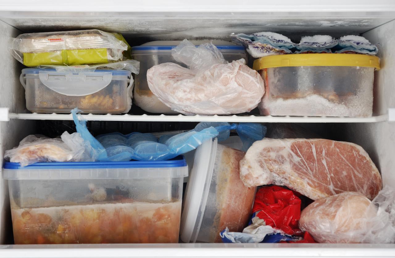 Gefrierbrand: Ist Tiefkühlkost mit Gefrierbrand noch essbar?