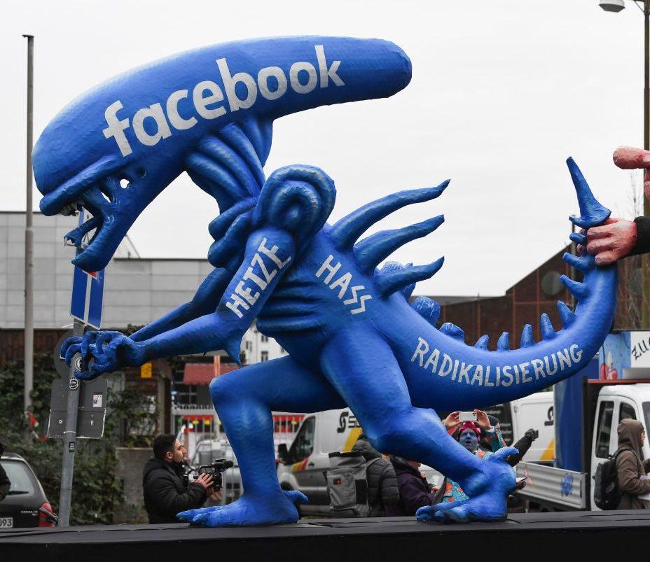 Hass im Netz Facebook