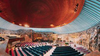 Im Kalten Krieg wurde in Helsinki eine 13 Quadratkilometer große Bunkeranlage errichtet.