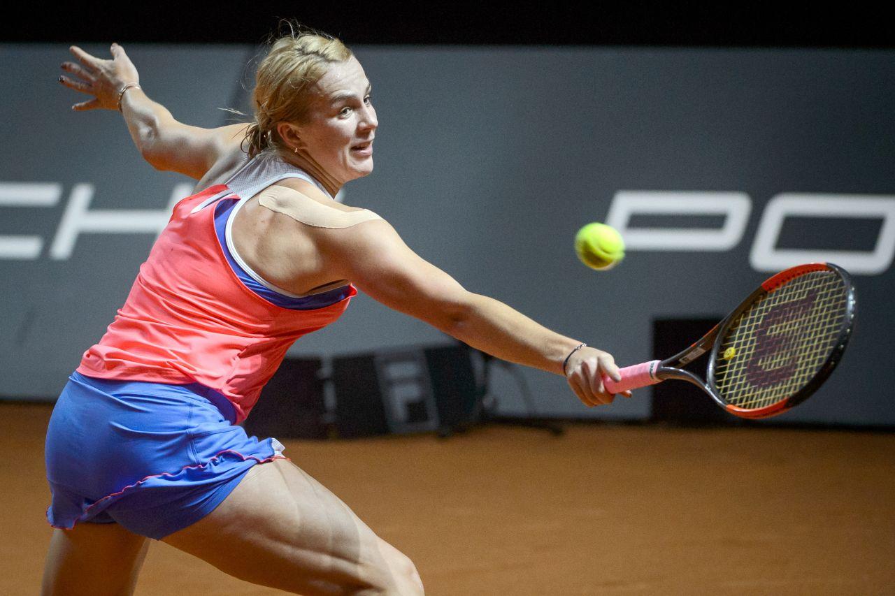 Anastasia Pawljutschenkowa auf der WTA-Tour