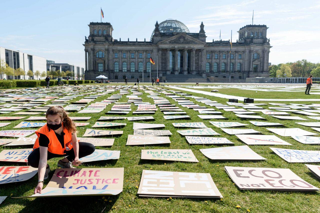 Weltweiter Klimastreik online