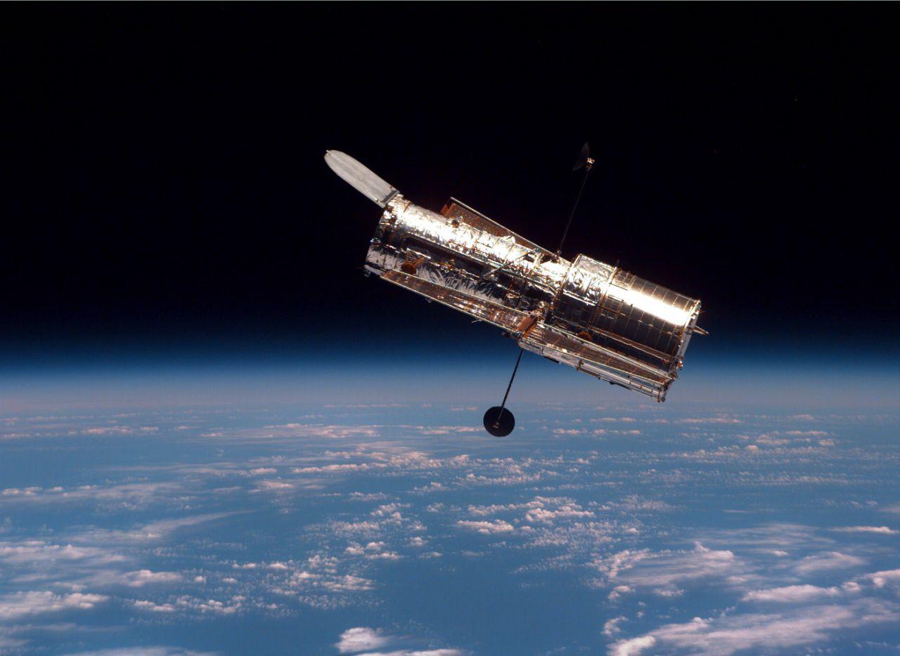 Das Hubble-Weltraumteleskop