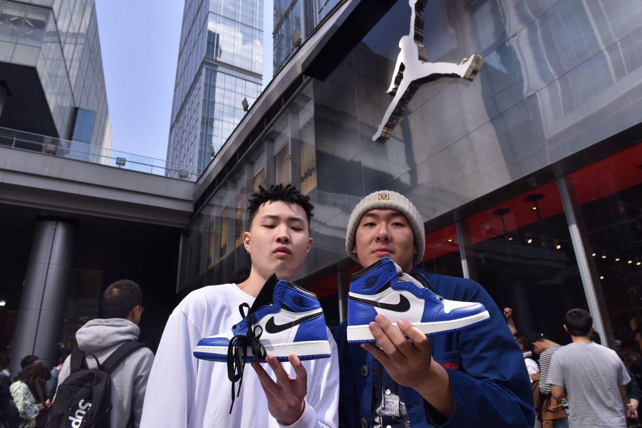 Die Nike Jordan Retro 1 sind in den letzten Jahren um mehrere Hundert Prozent im Wert gestiegen.