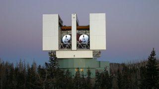Das Large Binocular Telescope