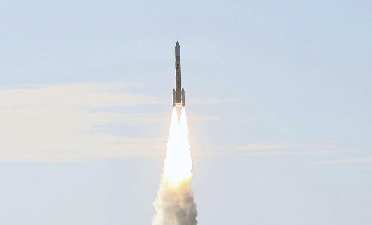 Die Marssonde Hope hebt auf einer japanischen Rakete ab