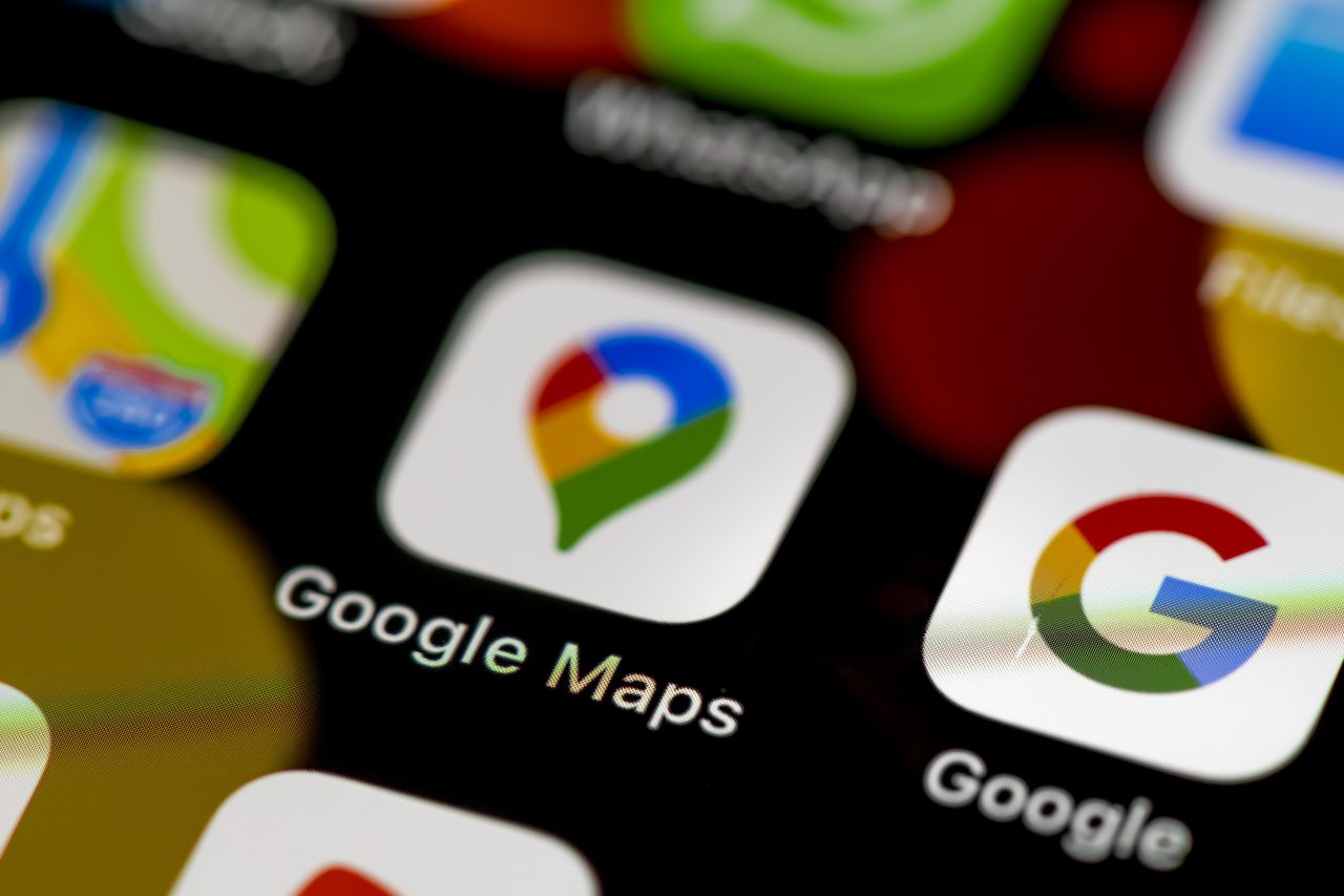 Google Maps wird mit dem nächsten Update bunter.