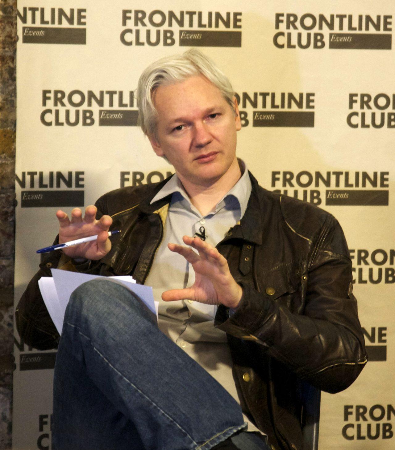 Die USA haben 18 Anklagepunkte gegen der investigativen Journalisten Julien Assange formuliert.
