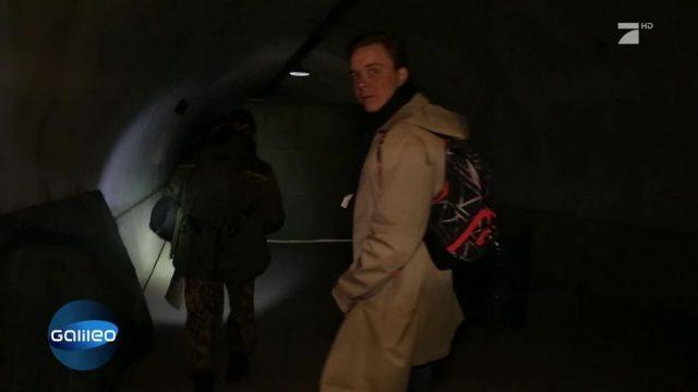 60 Meter unter dem Meer: Der geheimnisvolle Tunnel nach Wladiwostok