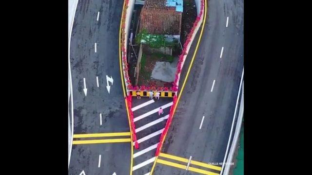 Clips der Woche: Masken-Pistole und China-Highway - 10s