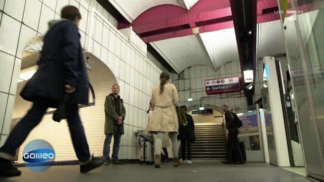 Finde die Fake News: Pariser U-Bahn verteilt Knöllchen an Falschgänger