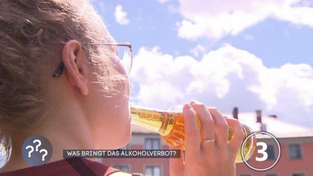 Gibt es bald ein Alkoholverbot in Bayern?