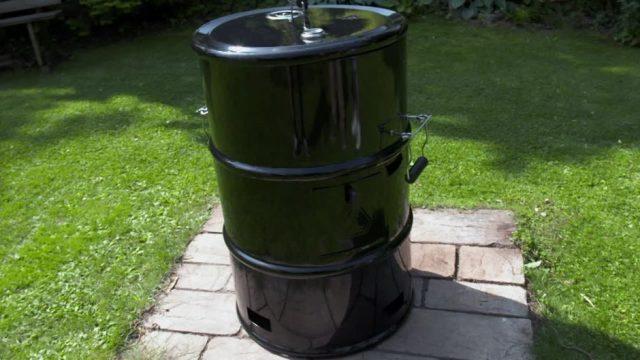 Grill, Smoker, Dampfgarer: Wie gut ist das Grillfass?