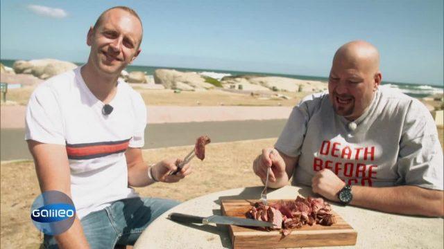 Jumbos kulinarische Köstlichkeiten aus Südafrika und Hawaii
