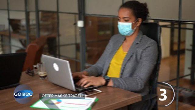 Maskenpflicht bald auch am Arbeitsplatz?
