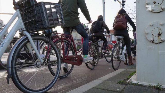 Montag: Fahrradhauptstadt der Welt Groningen