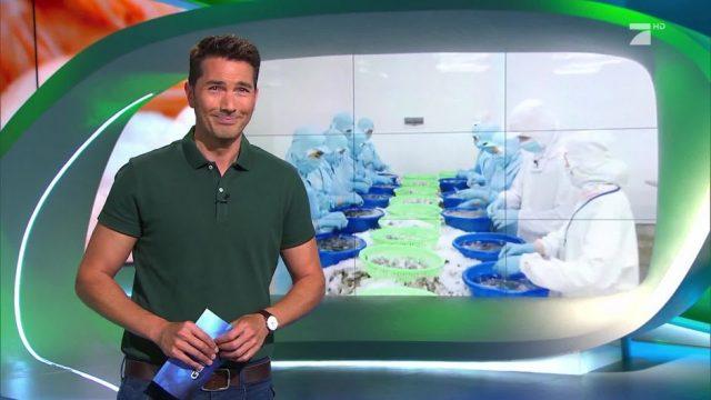 Montag: Vietnam: Natürlicher Lebensraum der Garnelen