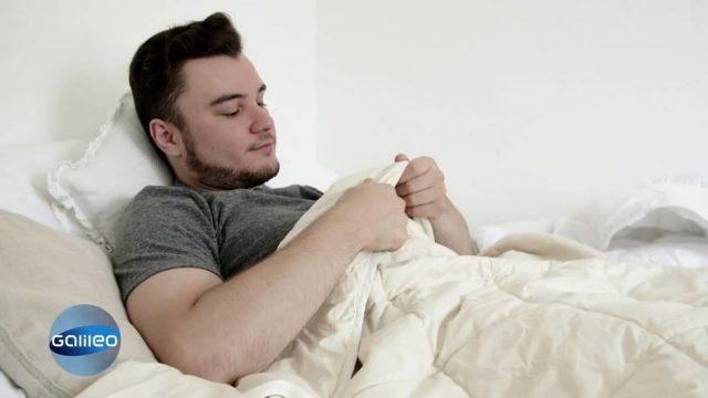 Nie mehr schwitzen dank Bettdecken aus Hanffasern?