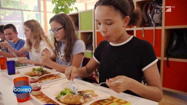Schulkantinen weltweit - wo schmeckt es am besten?