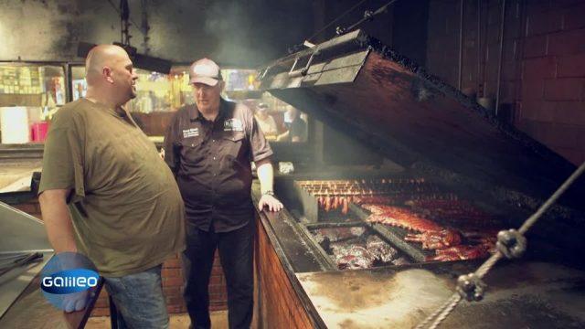 Sonntag: Jumbo's Texas-BBQ