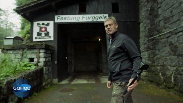 Sonntag: In den Tiefen einer der weltgrößten Bunkeranlagen