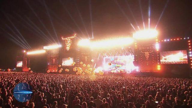 Wacken - so entstand das größte Metal-Festival der Welt