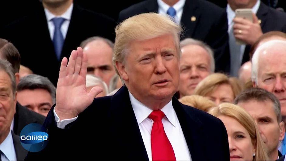 Ist Donald Trump Deutscher