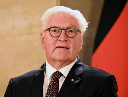 BUndespräsident Frank Walter Steinmaier