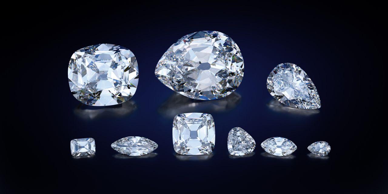 Cullinan Diamant