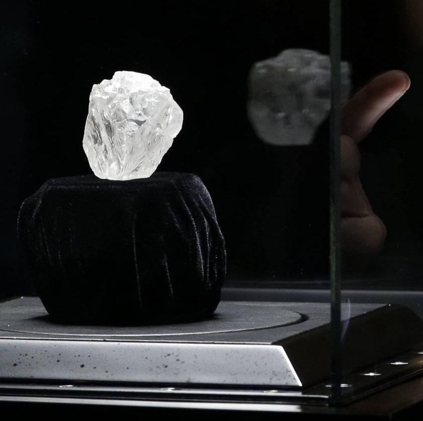 Diamanten: Wie aus Kohlestaub millionenschwerer Schmuck wird