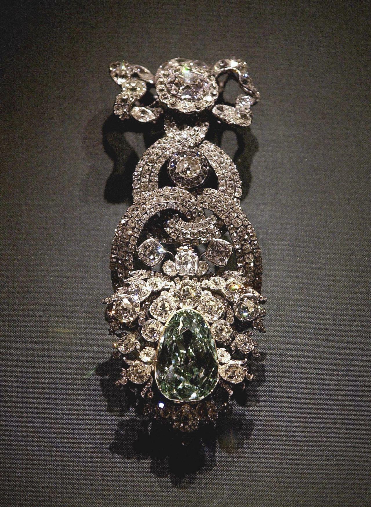 Dresdner Grüne Diamant