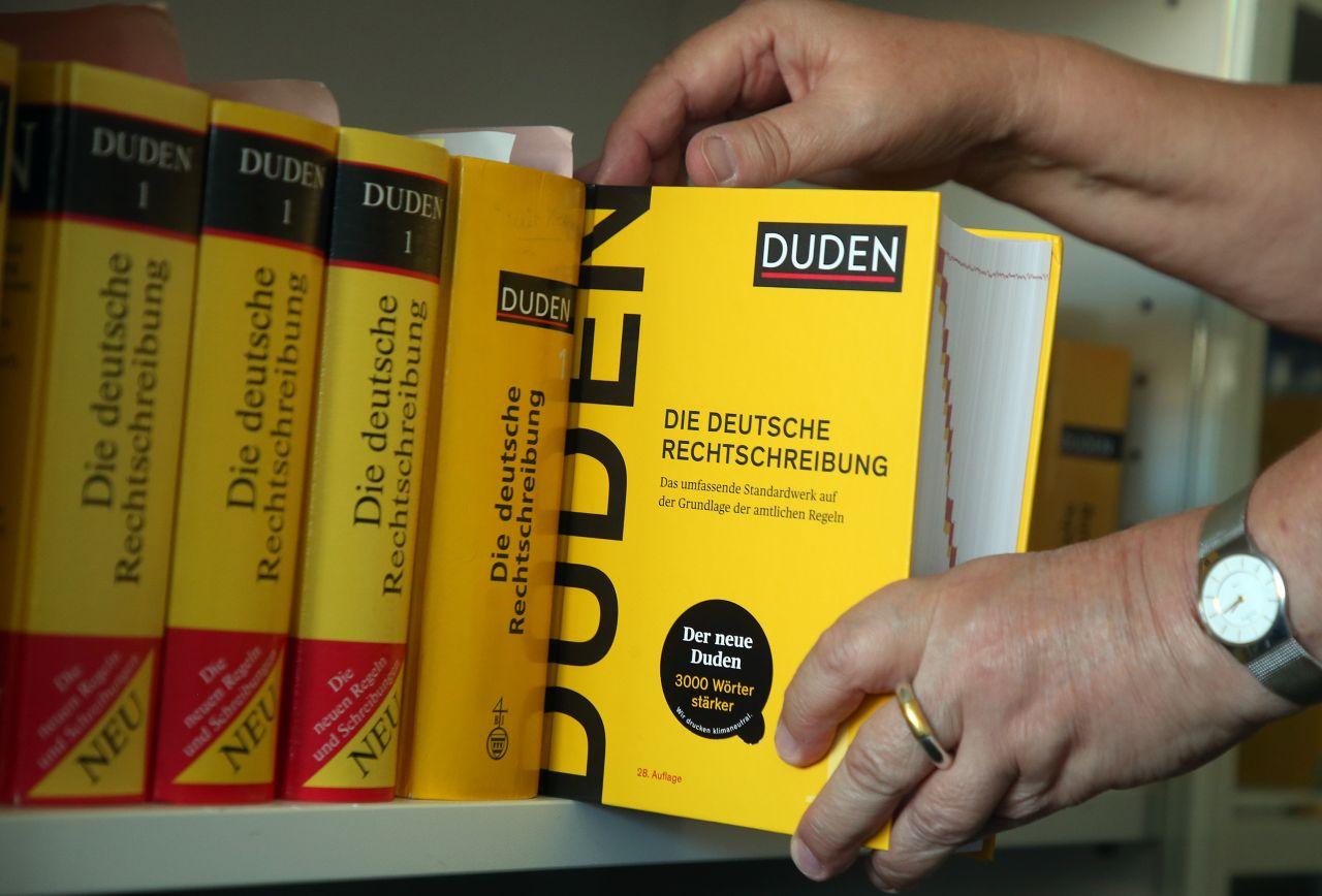 Duden 28. Auflage